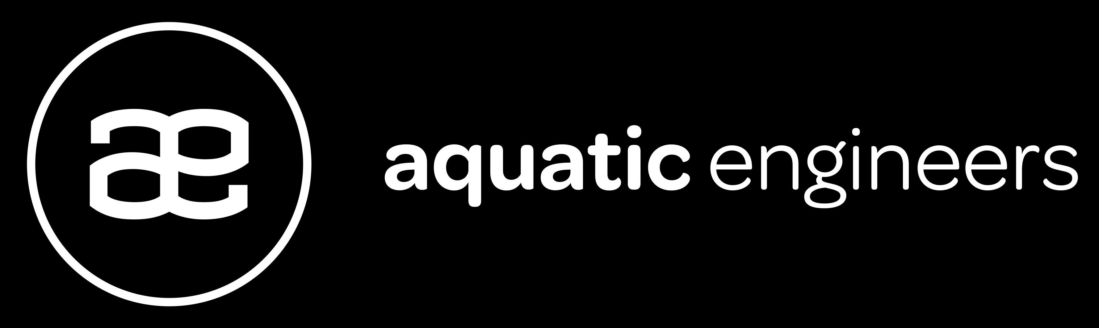 Aquatic Engineers logo